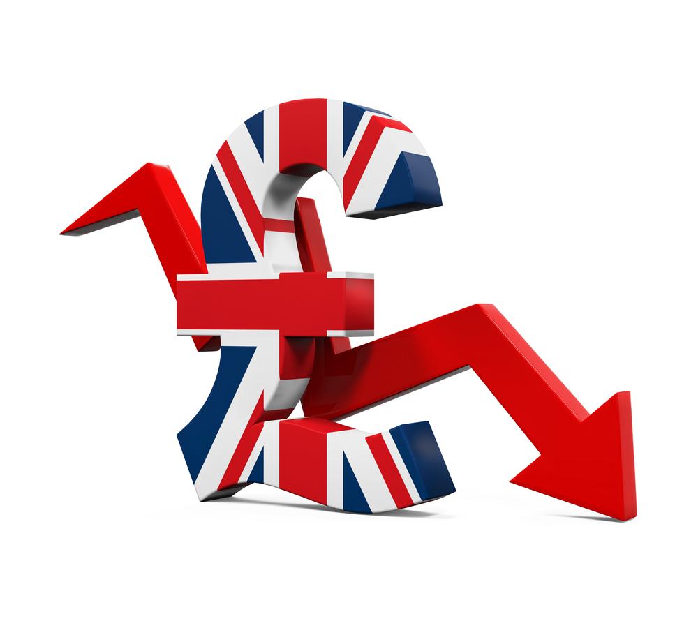 Sterling (GBP) Slips on BOE Deputy's Warnings