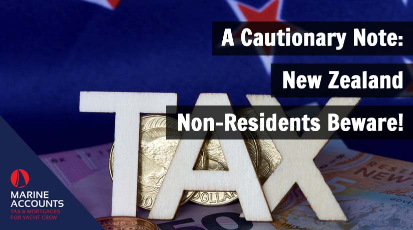 A Cautionary Note: New Zealand Non-Residents Beware