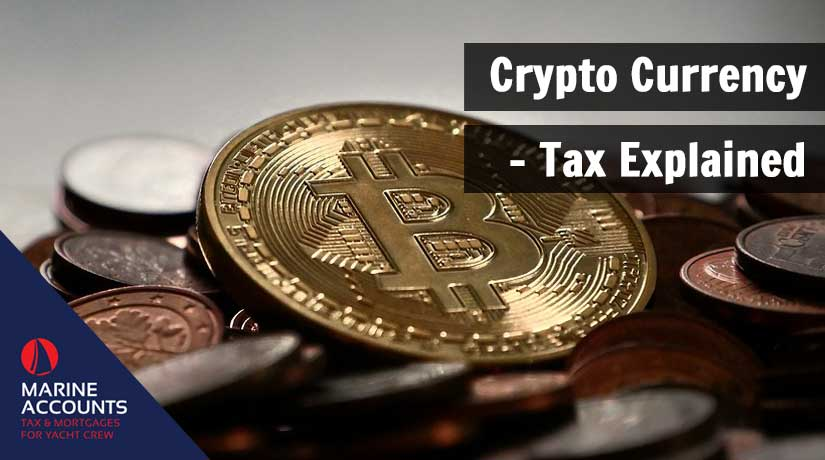 Crypto Currency - Tax Explained