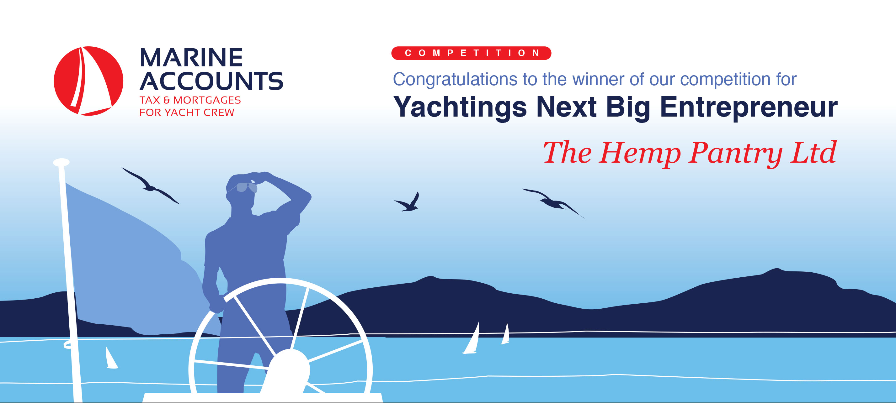Winner of Yachtings Next Big Entrepreneur is?