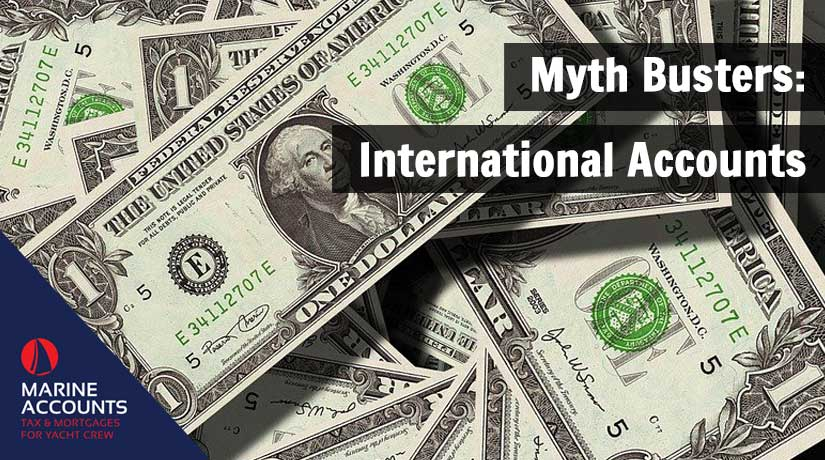 Myth Busters: International Accounts