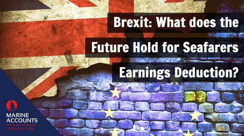 Brexit: What does the Future Hold for Seafarers Earnings Deduction?