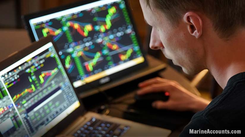 Stock Trading Using a Laptop