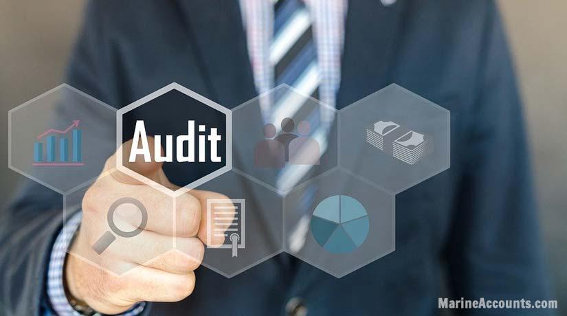 Pressing Audit Option