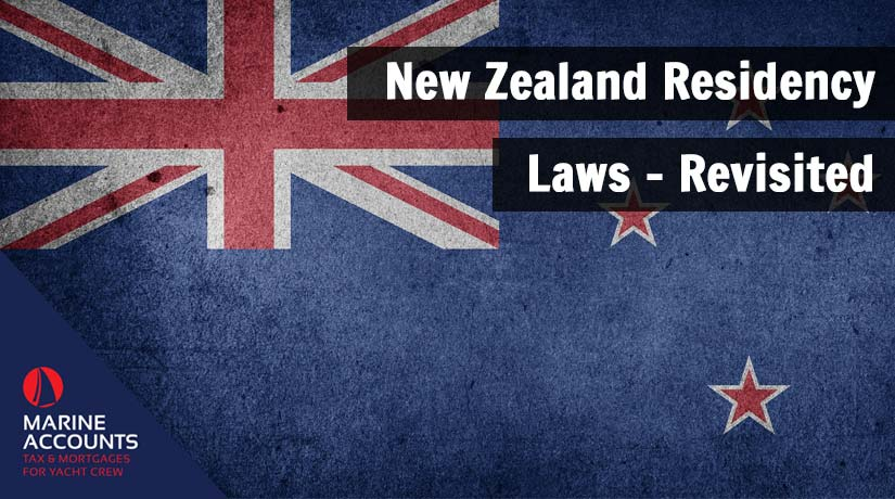 New Zealand Residency Laws - Revisited
